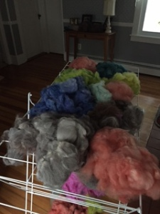 alpaca dyed and natural