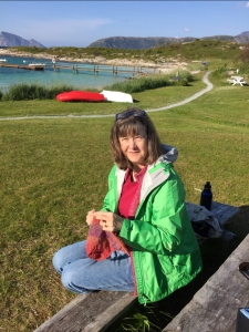 knitting on Someray (1)