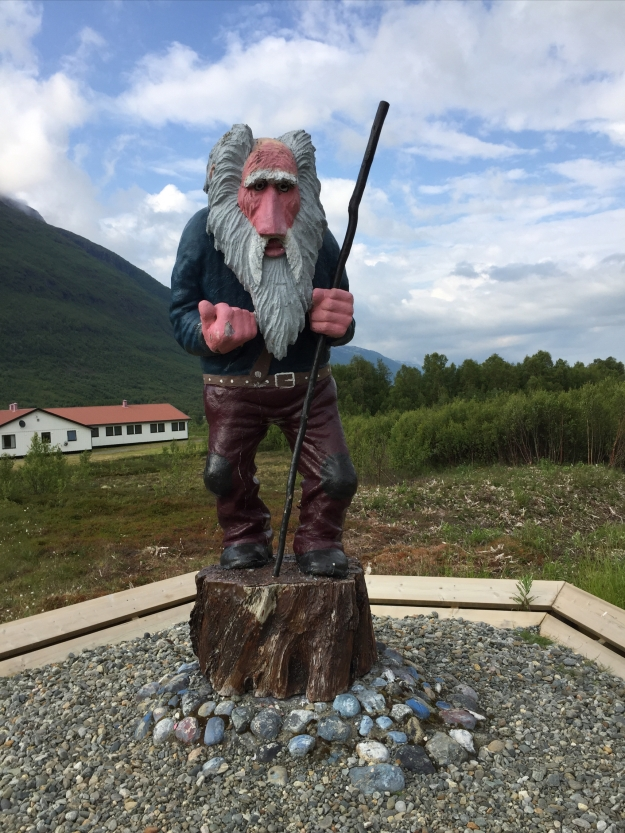 troll guy Norway