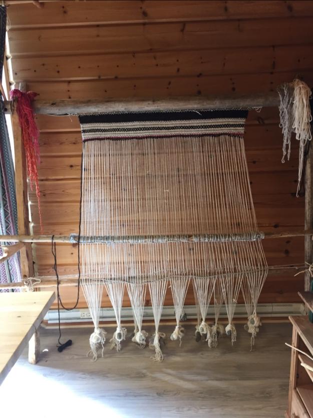 weaving Norway