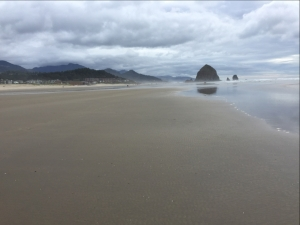 cannon beach boulders