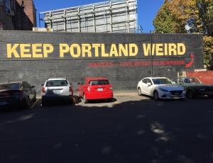 portland weird